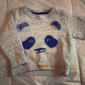 Zara Baby Panda Sweater size 18-24 months